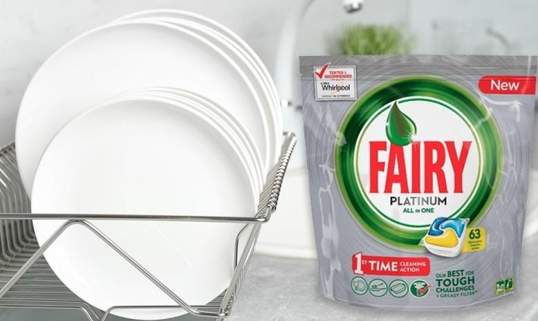 دلیل استفاده از قرص ها جهت شستشوی ظروف در ماشین ظرفشویی