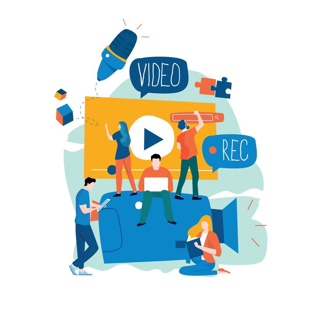 استفاده از ویدیو برای سایت خود