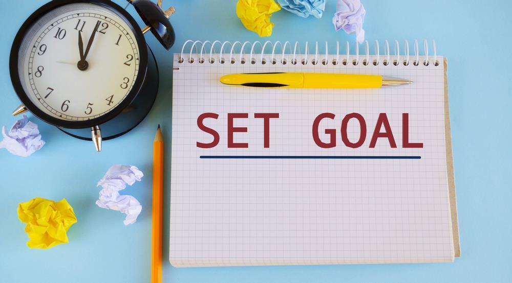 تعیین اهداف خاص