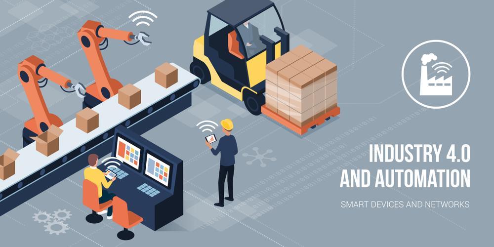 نظارت بر جریان تولید محصول با استفاده از اینترنت اشیاء
