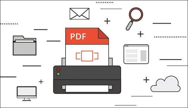 ارسال PDF