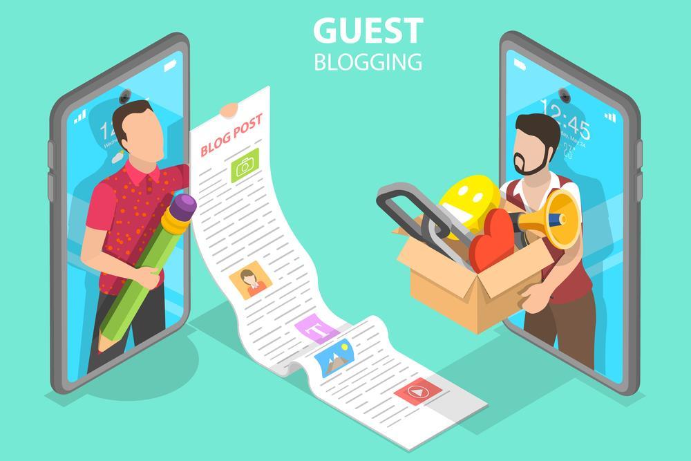 ایجاد پست های مهمان در  سایت ها