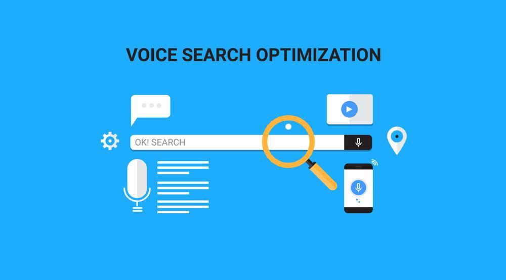 بهینه کردن وب سایت برای جستجوی گفتاری