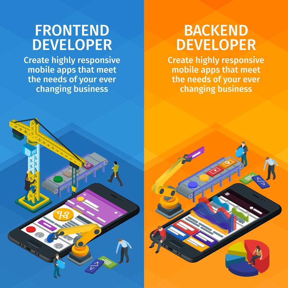 تفاوت بین Frontend و Backend