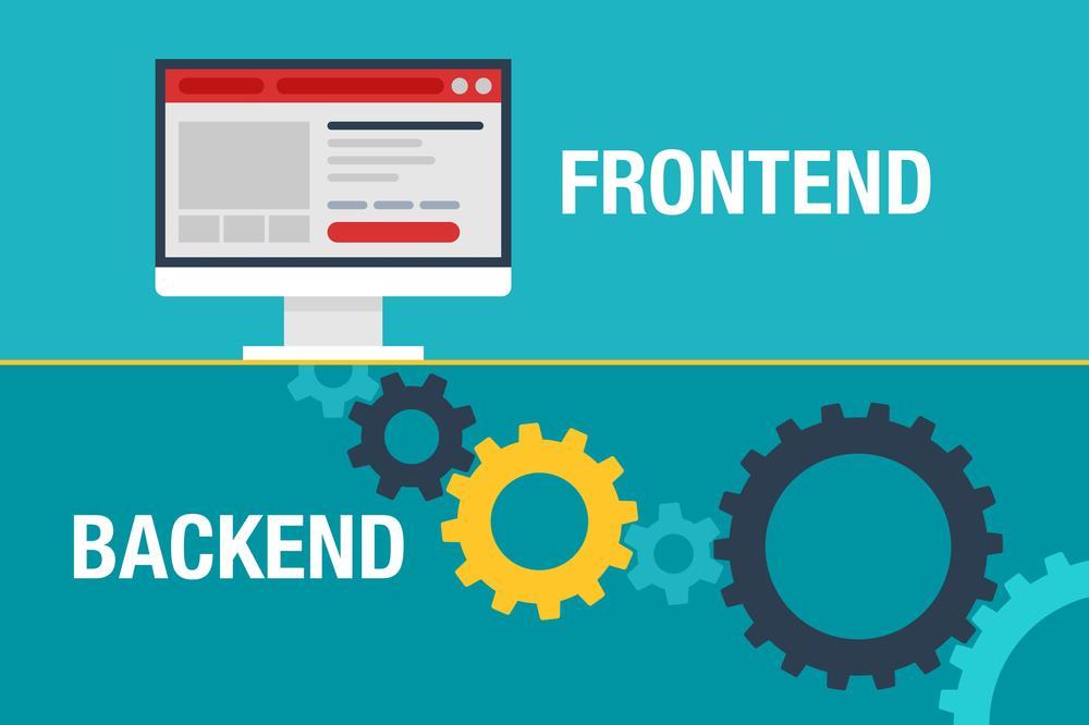 تفاوت بین توسعه دهنده Frontend و Backend