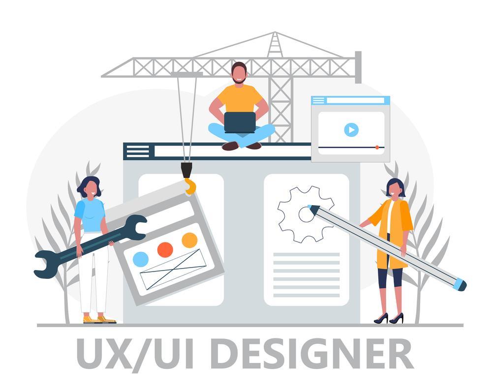 طراحان و توسعه دهندگان UX/UI