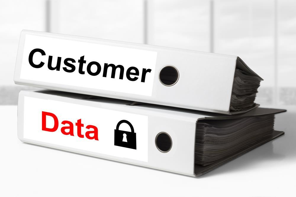 حفاظت از اطلاعات مشتریان