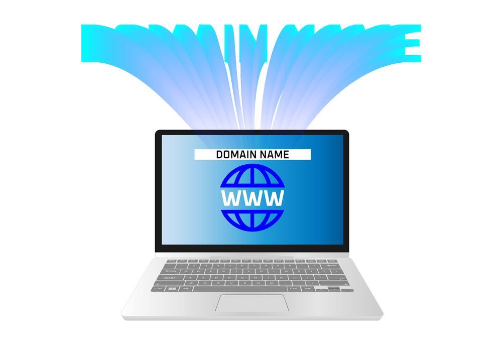 نام دامنه برای ایجاد سایت