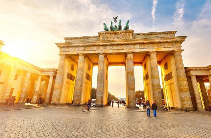 دروازه های تاریخی شهر برلین