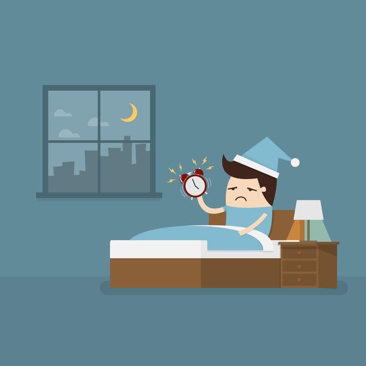 درمان سریع بیخوابی
