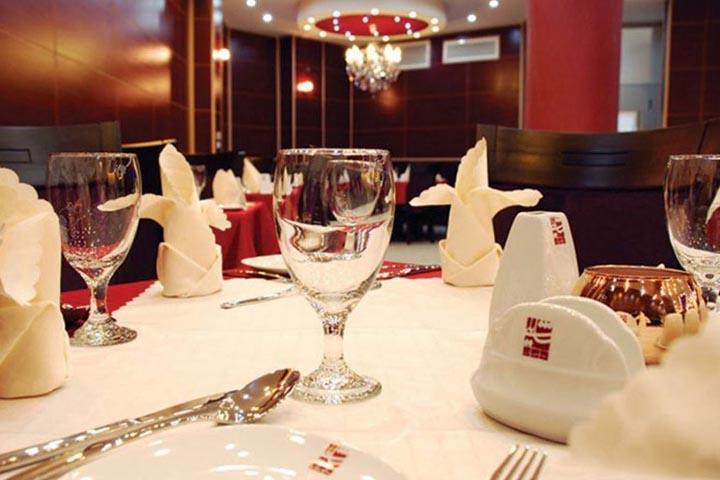 رستوران شایلی