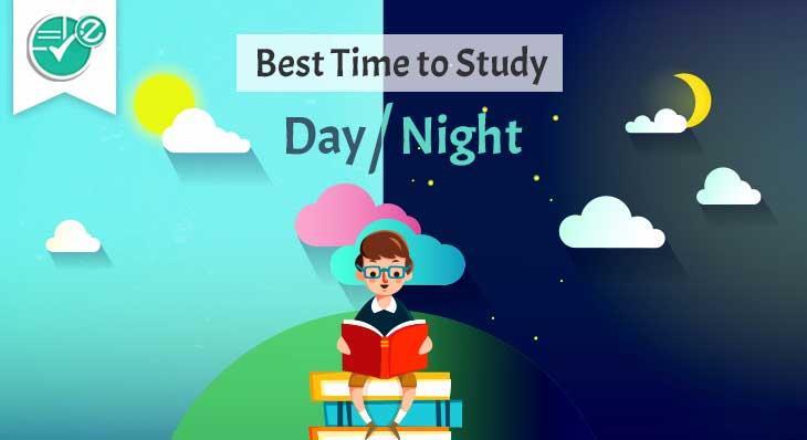 بهترین زمان مطالعه کتاب درسی! شب و یا روز!