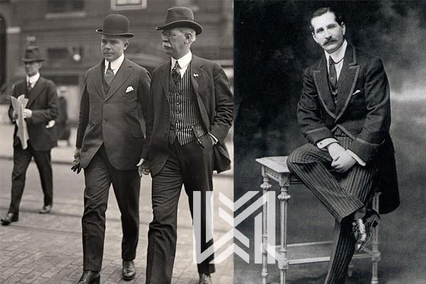 مد مردان در دهه ۱۹۰۰