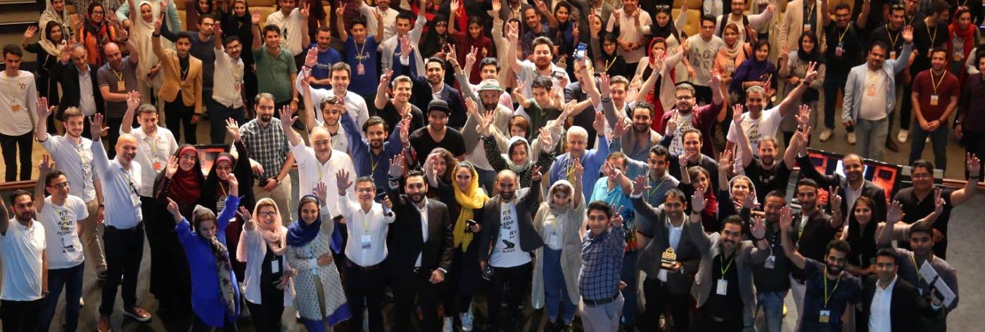 Cover of استارتاپ جاده ابریشم - Silk Road Startup