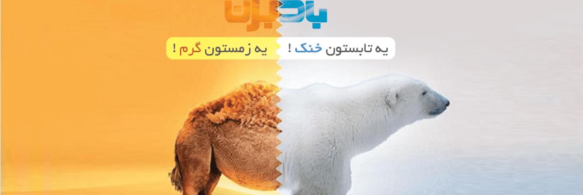 Cover of badbezan conditioner