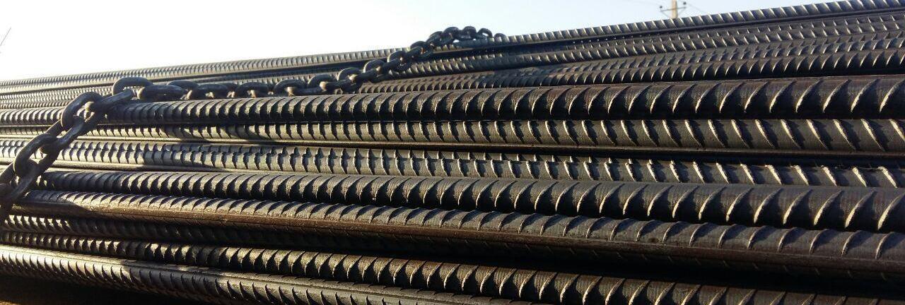 Cover of صبا فولاد ارائه دهنده انواع میلگرد فولادی، تیرآهن، لوله فولادی، ورق فولادی، شمش فولادی، نبشی و قوطی